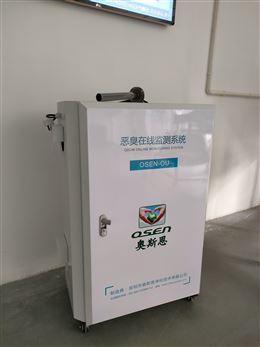 垃圾转运站恶臭电子鼻在线监测预警系统方案