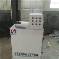 化验室小型单过LS氢钾投加装置厂家