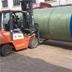污水绿化处理输送 一体化预制泵站
