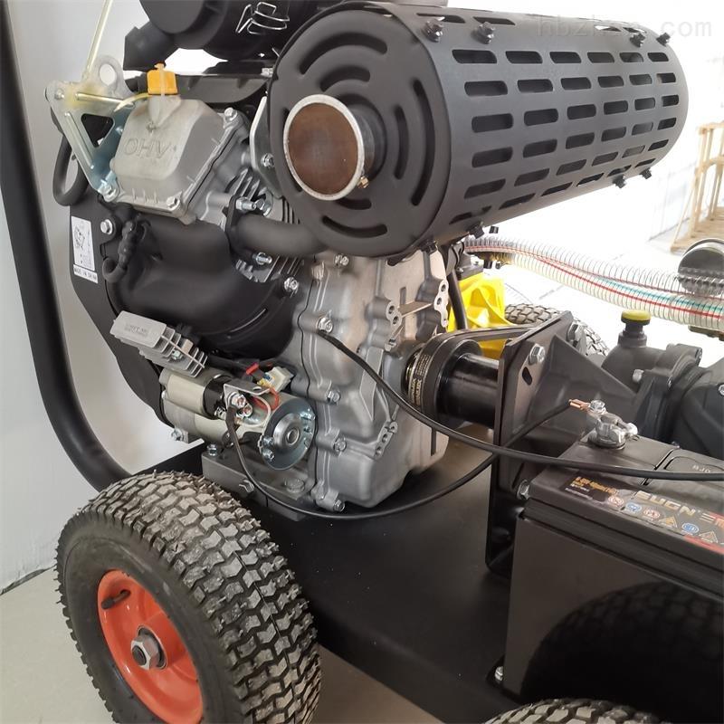 室外移动式管道疏通机设备
