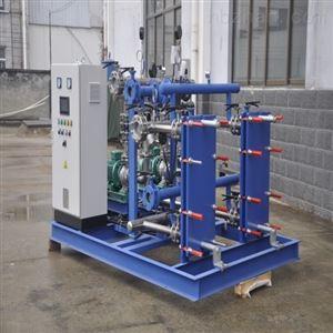板式换热机组水