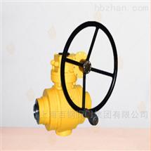 天然氣焊接球閥