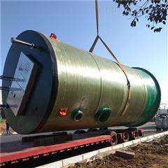 水源污染污水排污除臭 一体化预制泵站
