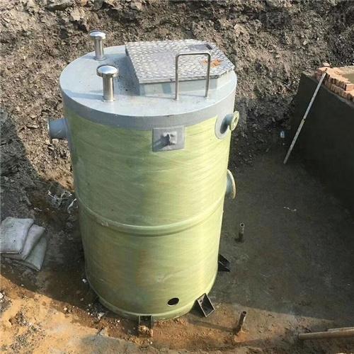 润平供水 污水输送 一体化预制泵站