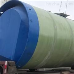 成品消防水池泵房排污除臭 一体化预制泵站