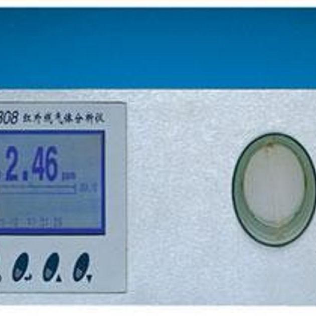 新款红外气体分析仪