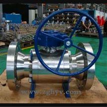 Q347Y-900LB锻钢缩径球阀