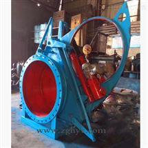 F243X电液动盲板阀