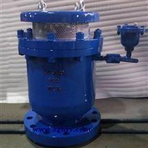 高压防水锤复合式排气阀