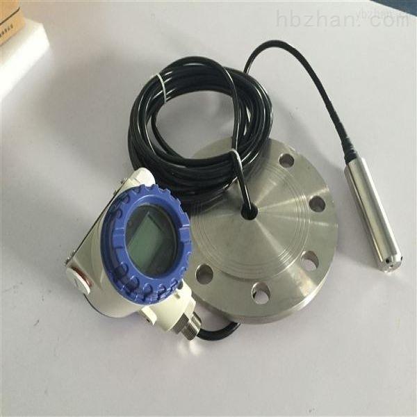 投入式液位计在线安装