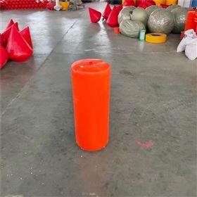 FT200*1000安装河道两岸自浮式升降拦污塑料浮筒