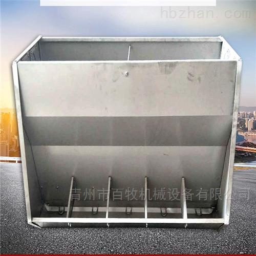 2021新型猪食槽-不锈钢食槽厂家