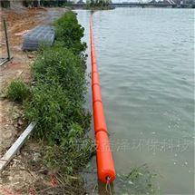 电站浮渣漂浮物拦截浮体