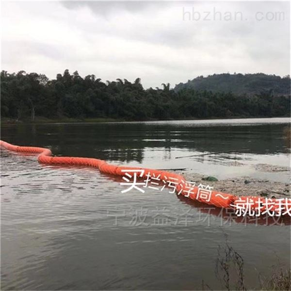 取水口保护拦渣浮体热卖