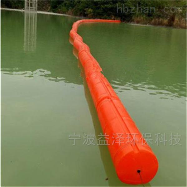 水库取水口拦污浮体