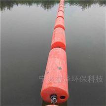 河道漂浮物拦污浮筒