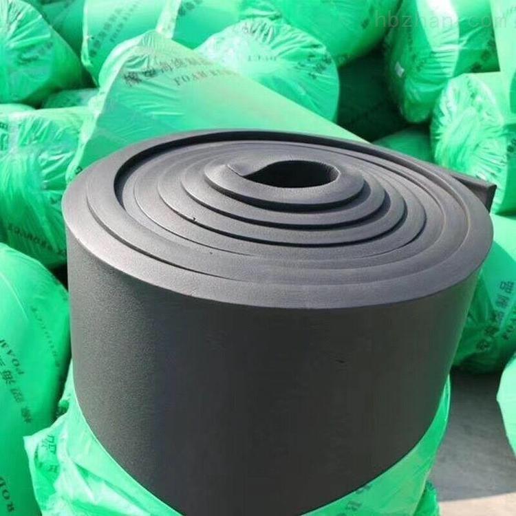 高密度铝箔隔热橡塑发泡板