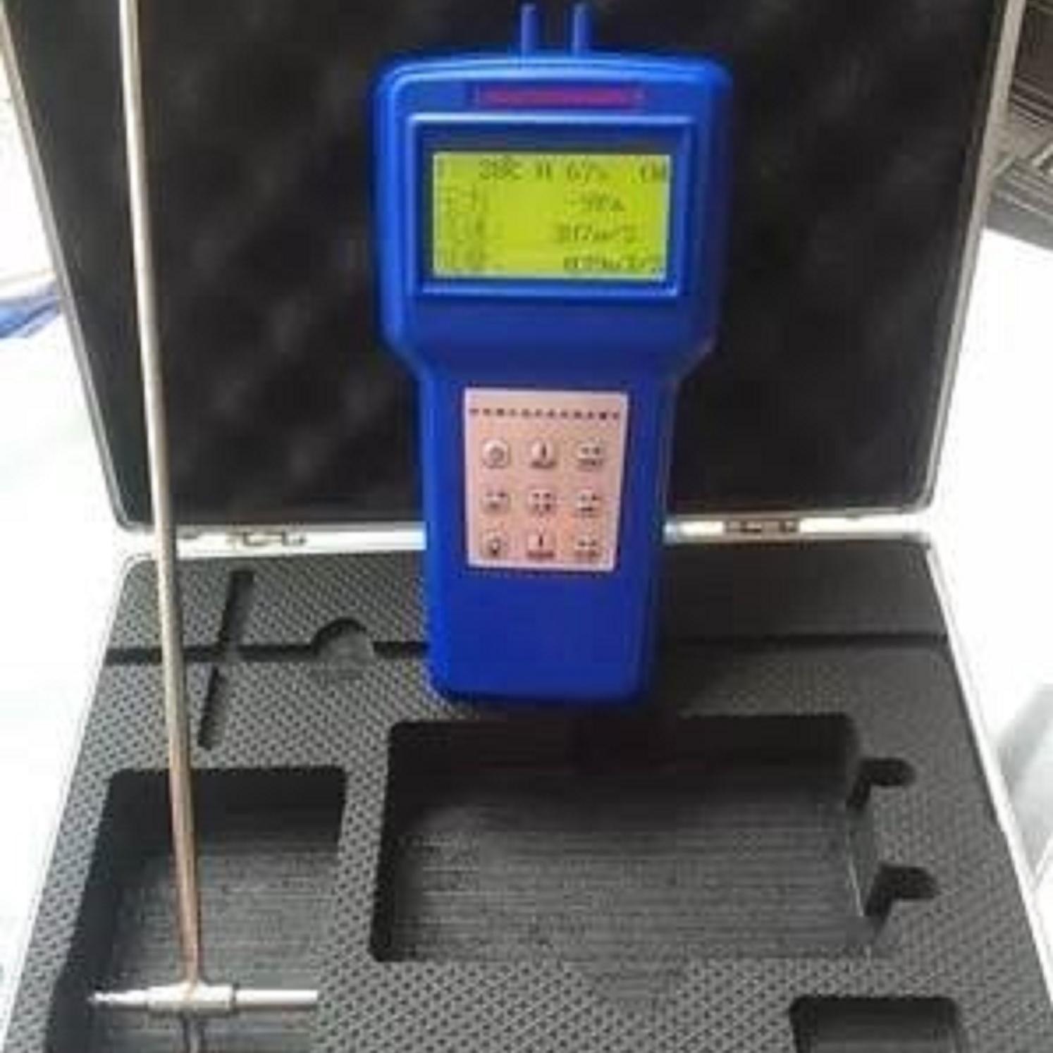 数字手持式风速、温湿度仪MKC-N962