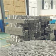 PP RPP PVC PVDF CPVC PFA冷却塔网格填料