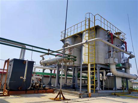 化工厂废气处理装置