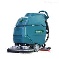 YSD-660智能型的全自动双刷盘洗地吸干机