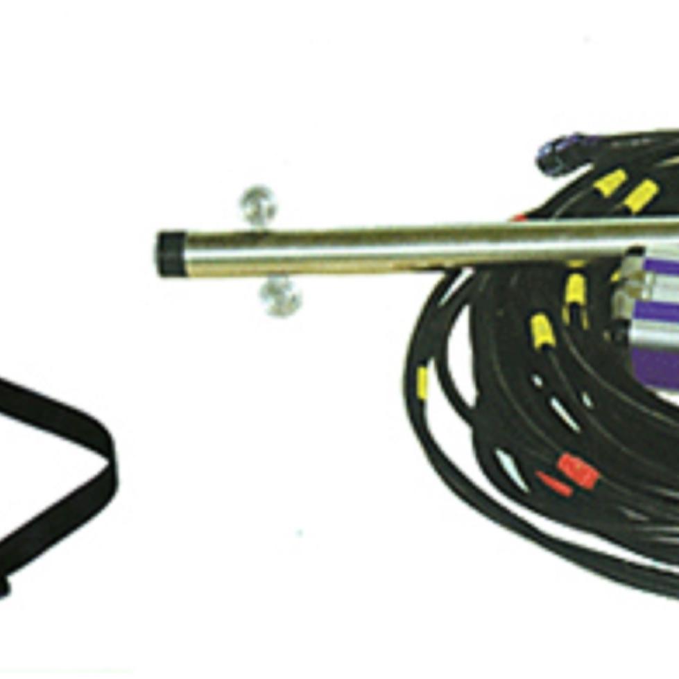 人工记录型测斜仪