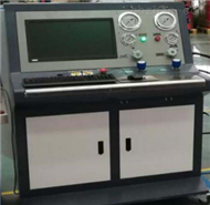 制动软管容积膨胀量试验台改造