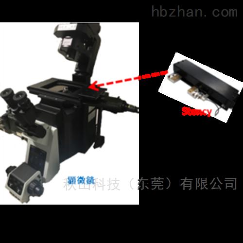 日本acroedge小型单轴拉伸试验机Stency