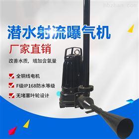 QSB自吸式潜水射流曝气机设备