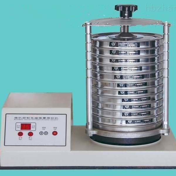 电磁微震筛砂机KY-SSD