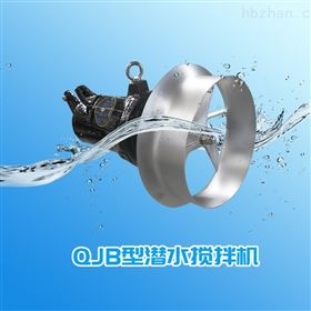 QJB潜水推流器选型