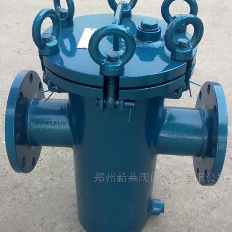 SBL-10C碳钢篮式除污过滤器