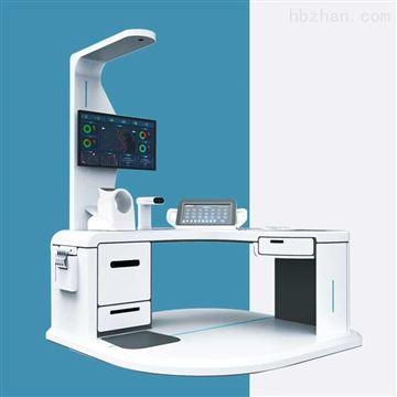 HW-V9000多功能智能体检一体机智能健康体检机