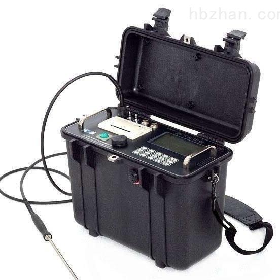 新款便携式烟气烟尘分析仪
