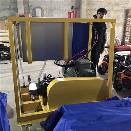 高压火电厂冷凝器水垢清洗机