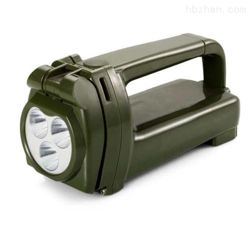 gad313-a班用强光搜索多功能手摇发电移动灯