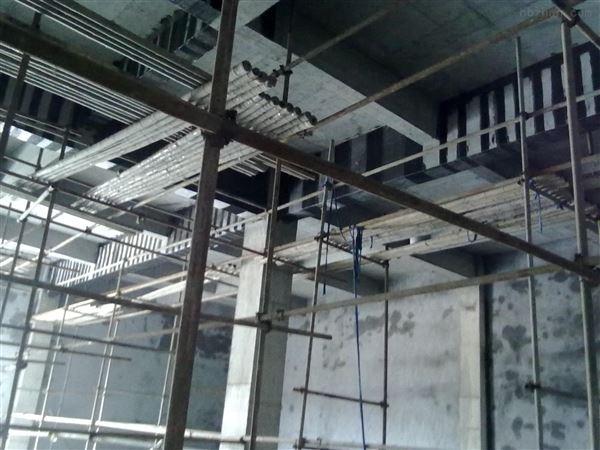 安康碳纤维布加固公司,楼板柱子梁加固