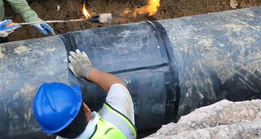 热力管道防腐电热熔套厂家介绍