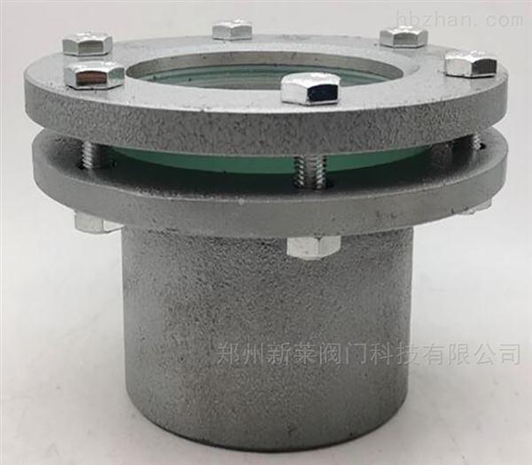 JB595-64碳钢带颈法兰视镜