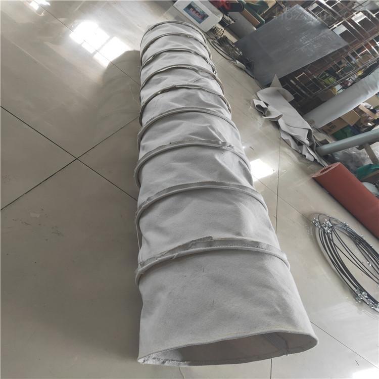 水泥输送伸缩帆布带