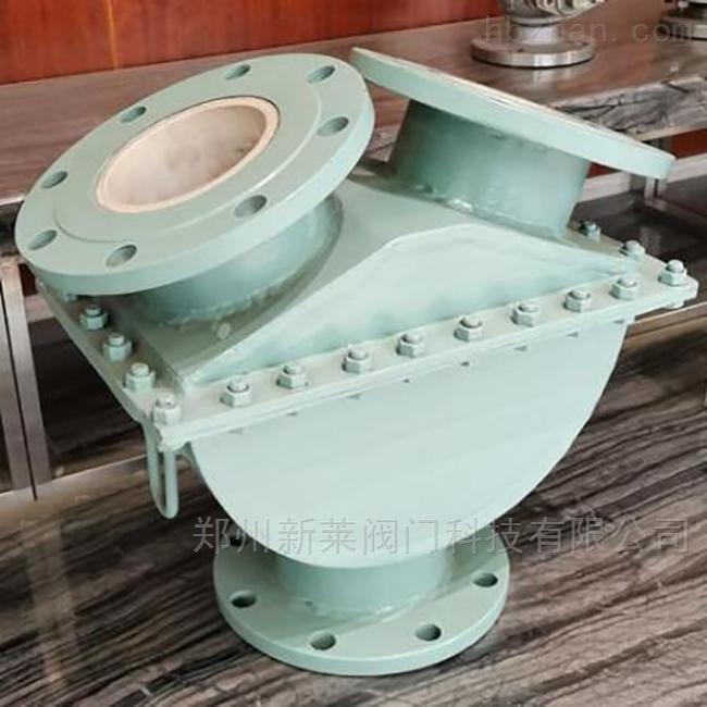 H49TC陶瓷矿浆换向止回阀