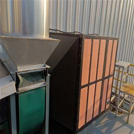 净化器机械干式漆雾过滤器 喷漆废气处理设备