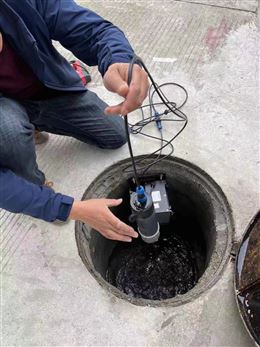 雨水井污水井水质在线监测方案以及设备供应