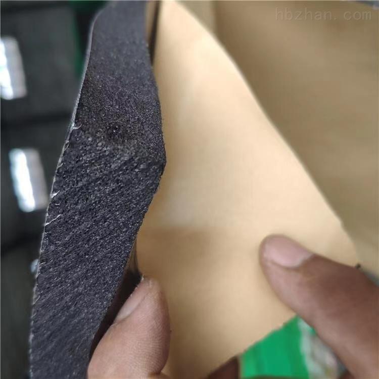 橡塑保温板防火阻燃铝箔自粘