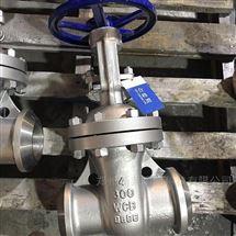 Z60Y-300LB美标焊接闸阀