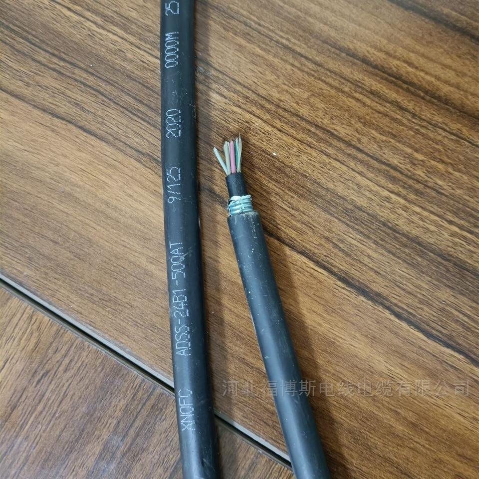 ADSS48芯价格自承式光缆