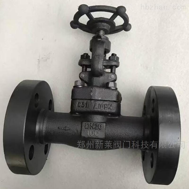Z41Y-64C硬质合金锻钢高压闸阀