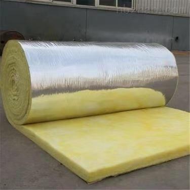 玻璃棉卷毡保温隔热材料