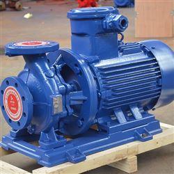 ISWB/ISWBD卧式油泵