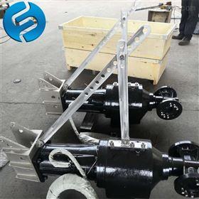 QJB-1.5液下潜水推流器如何安装